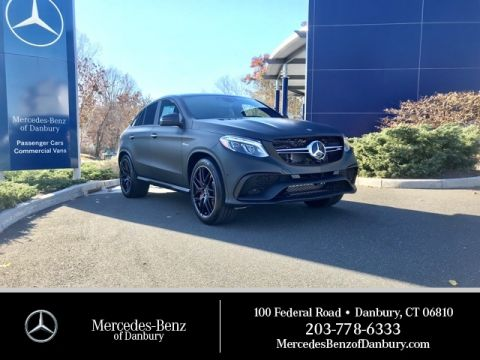 New 2018 Mercedes-Benz GLE 63 S AMG® Coupe AWD 4MATIC®