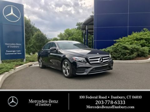 New 2017 Mercedes-Benz E 300 Sport AWD 4MATIC®