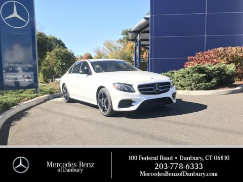 New 2018 Mercedes-Benz E 300 AWD 4MATIC®